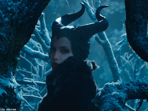 WATCH: Angelina Jolie's Magnificent 'Maleficent' in First Teaser Trailer!
