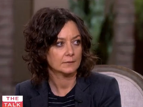 WATCH: Sara Gilbert on the Pressure for People Like Maria Bello to Come Out