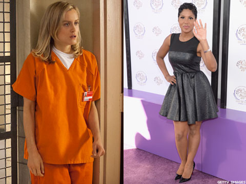 Toni Braxton's Dream Role Is to Play Lesbian on Orange Is the New Black