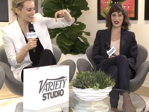 WATCH: Taylor Schilling Talks Piper and Alex Halloween Costumes in Variety Roundtable