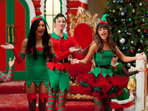 WATCH: Santana Lopez as the Best Bad Santa Ever!