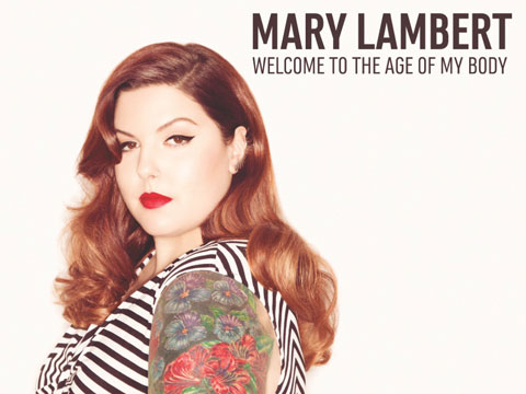 WATCH: Mary Lambert's EP Drops Along with New Lyric Video for 'She Keeps Me Warm'