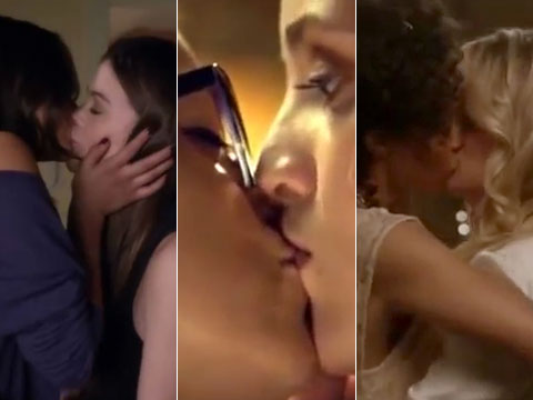 Best Lesbian Kissing Video