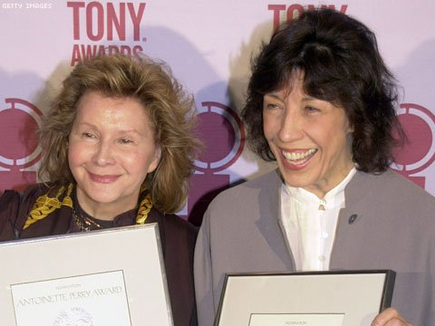 After 42 Years Together Lily Tomlin and Jane Wagner Married on New Year's Eve!