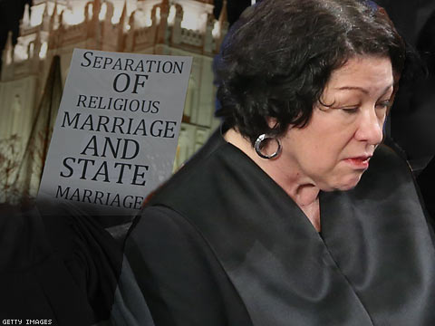 Op-Ed: The Supreme Court and Utah - Why Is the Battle Over Marriage Still Being Fought?