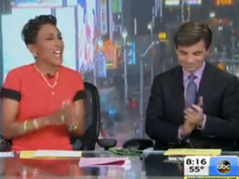 WATCH: Robin Roberts Speaks Openly About Her Girlfriend Amber Laign on GMA