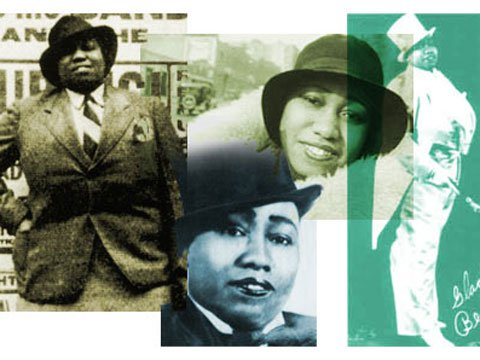 Who the F Is … Blues Singer Gladys Bentley?