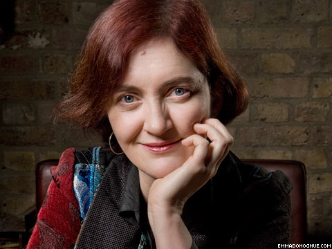 Who the F Is … Author Emma Donoghue?