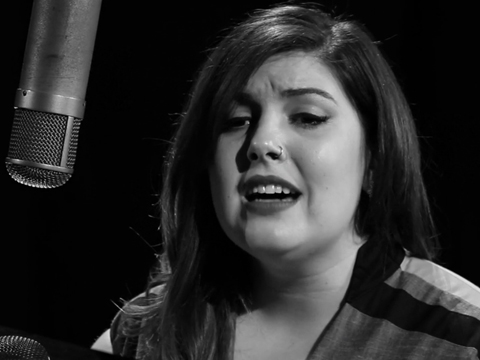 WATCH: Mary Lambert's Haunting Live Rendition of 'Sarasvati'