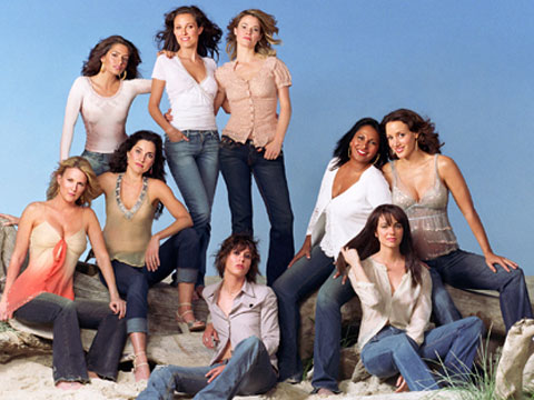 Remembering The L Word 10 Years Later - Iconic. Groundbreaking. A first.