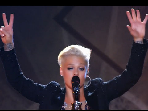 WATCH: The P!nk Video That Will Make You Want to Buy Tickets to Her LIve Show STAT!