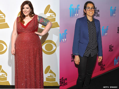 Adorable Couple Alert: Mary Lambert and The Voice's Michelle Chamuel Are Girlfriends!