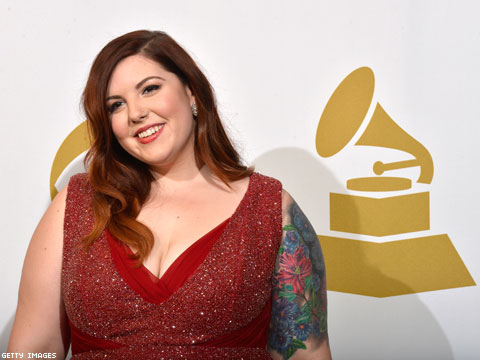 EXCLUSIVE: Mary Lambert on the Grammys, Madonna Wiping Her Tears Away, and on Her New Love