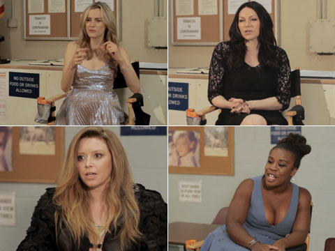 WATCH: Can't Wait for Summer? Go Behind the Scenes with the Orange Is the New Black Cast Now!