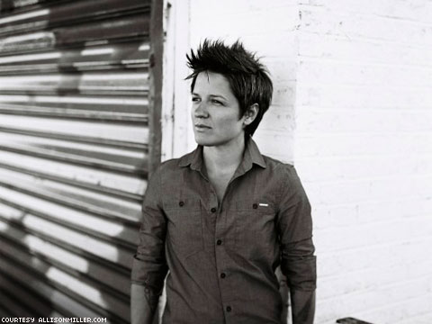 Who the F Is … Drummer Allison Miller?