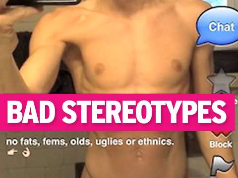 WATCH : Bad Gay / Lesbian Stereotypes