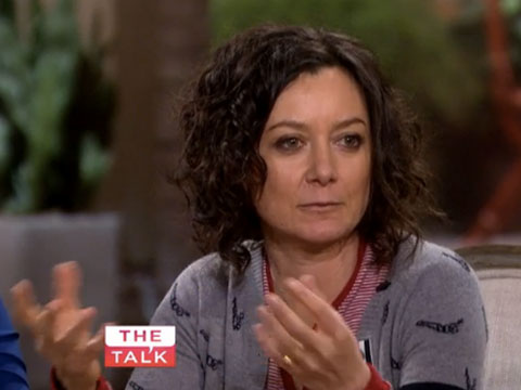 WATCH: Sara Gilbert on Miley Cyrus Being 'A Little Gay'