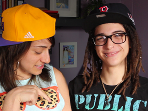 WATCH : A Lesbian And Trans Guy Discuss Having Vaginas
