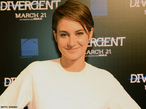Did Divergent Star Shailene Woodley Come Out-ish (Kinda)?