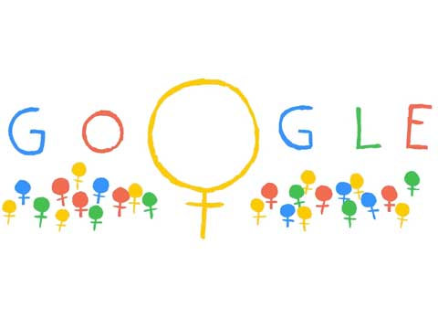 Google's International Women's Day Doodle Includes Trans Women