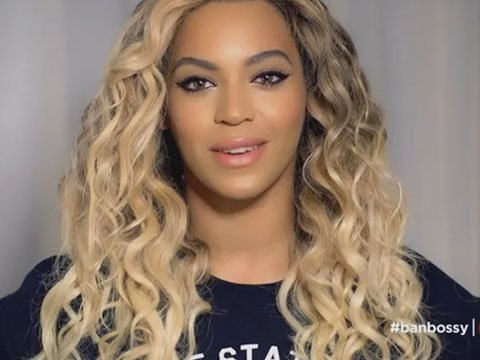 WATCH: Don't Call Beyoncé 'Bossy' - She's 'The BOSS' in New PSA to Empower Girls