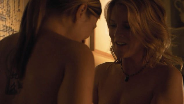 The l word best sex scenes — photo 11