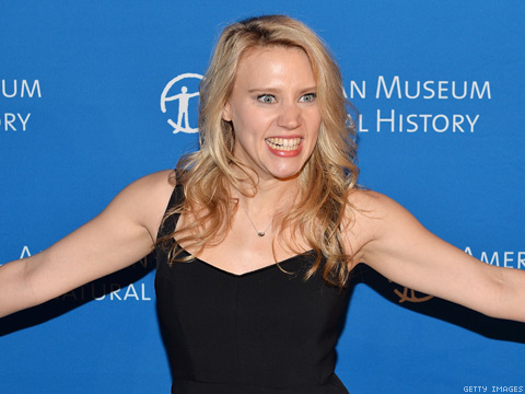 Kate McKinnon Nominated for American Comedy Award!