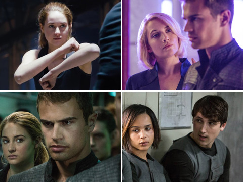 5 Reasons We Can't Get to the Theater Fast Enough to See Divergent!
