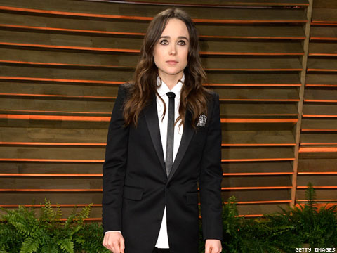 Ellen Page Writes Your Favorite Tweet of the Day