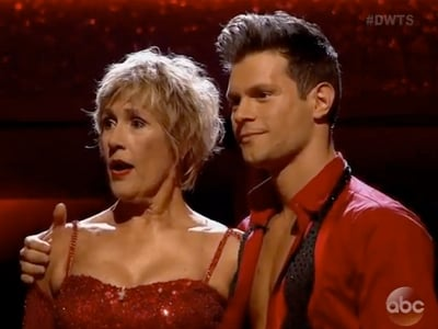 WATCH: Diana Nyad Eliminated from Dancing With The Stars