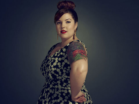 Mary Lambert Shows You Her Body Parts for Her #BodyLove Campaign