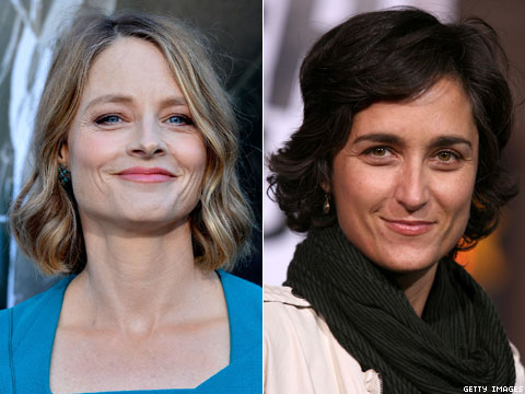 BREAKING: Jodie Foster and Alexandra Hedison Are Married!