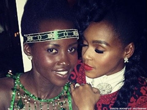 Pic Of The Day Lupita Nyong O And Janelle Monae S