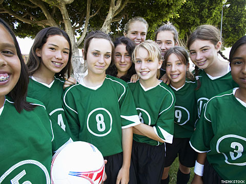 California School District Wins Battle For Equality in Girls' Sports
