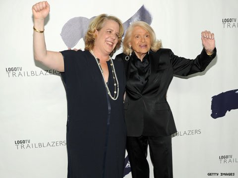 Bill Clinton To Honor Edie Windsor And Roberta Kaplan