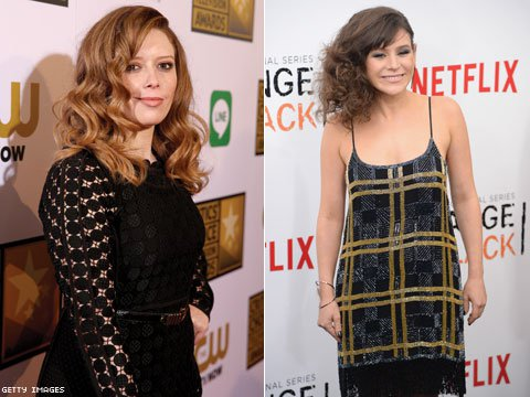 OITNB's Cutest Couple Natasha Lyonne and Yael Stone talk Lorna and Nicky's Love Connection