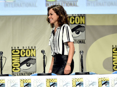 WATCH: LGBT Comic Con Fan's Question Moves Tatiana Maslany and You (After You Watch) to Tears!