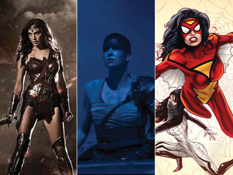 6 Comic Con 2014 Reveals That Blew Our Geeky Lesbian Minds