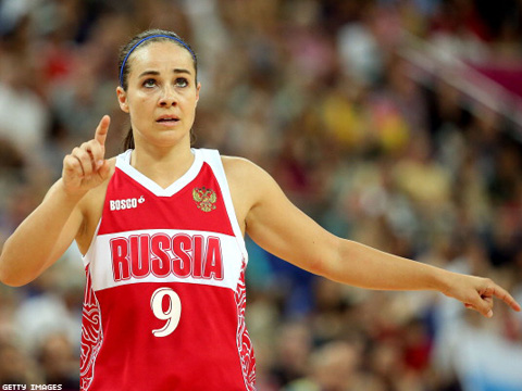 Becky Hammon Shatters NBA Glass Ceiling