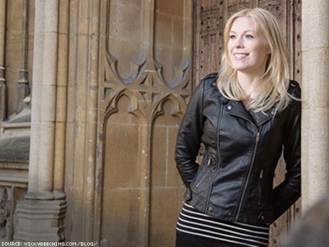 Christian Singer Vicky Beeching Comes Out as Gay