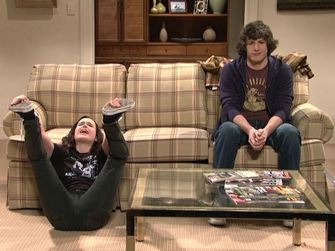 #TBT WATCH: Ellen Page Wants to 'Hug a Woman With Her Legs' On Saturday Night Live