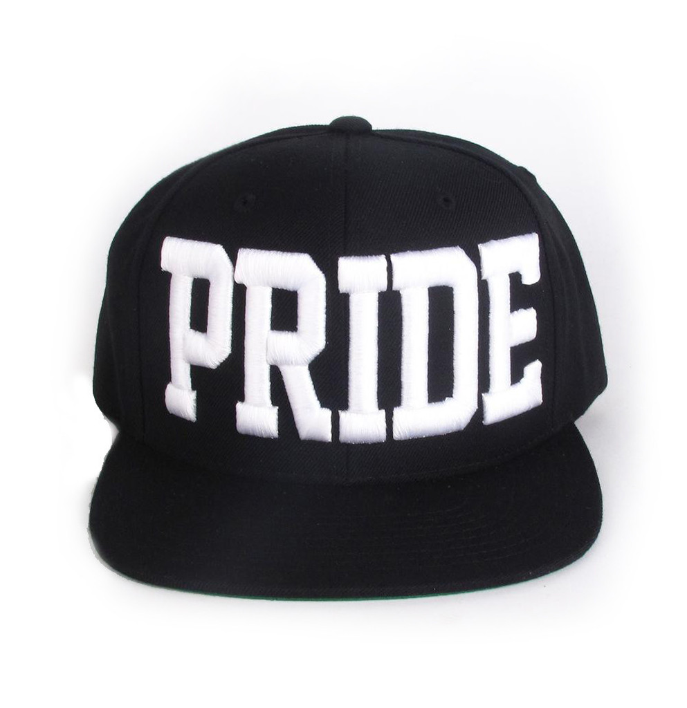 731b738fcf4 You could rock this snapback with a subtle message by Married to The Mob.
