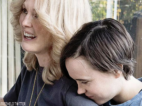 Ellen Page and Julianne Moore LGBT Rights Drama Freeheld Gets Picked Up