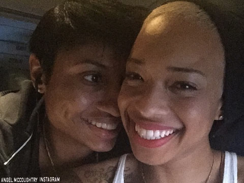 WNBA's Angel McCoughtry Comes Out, Is Engaged