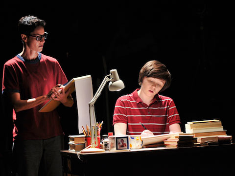 Review: Fun Home and its Lesbian Characters Soar Exquisitely