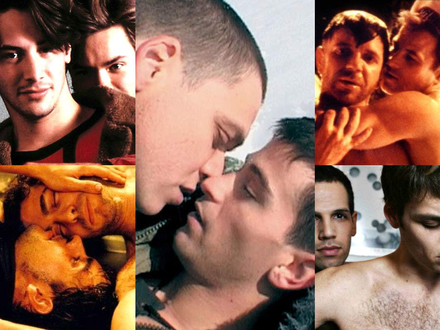 25 Sexiest Gay Scenes in Film