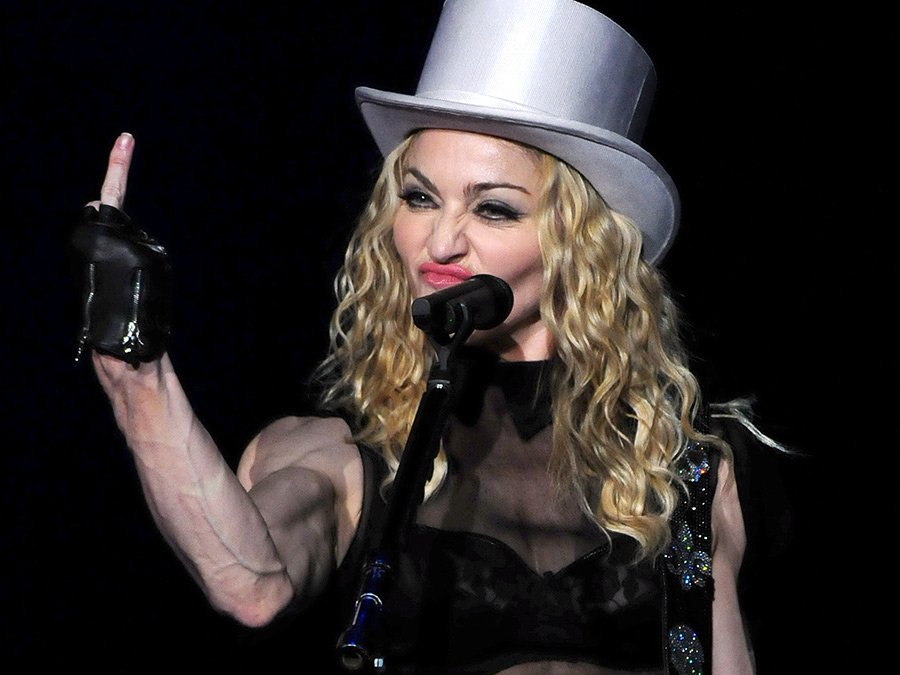 13 Madonna Reaction GIFs Perfect for Sassy Situations