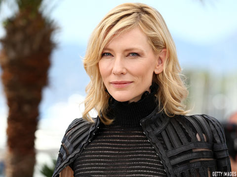 Cate Blanchett Has Not Had 'Sexual Relations with Women' She Tells Reporters at Cannes