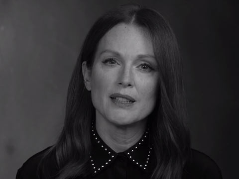 WATCH: Julianne Moore Says 'I Do' to Equality