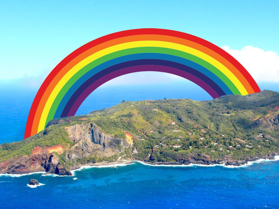 A Tiny Island With No Gay Couples Just Legalized Marriage